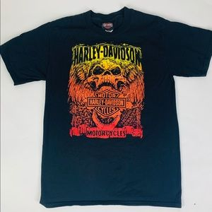 Harley Davidson Small Men Las Vegas T-shirt